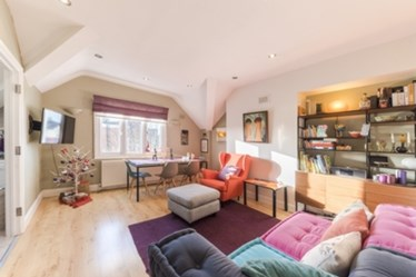 Similar Property: Flat in West Hampstead