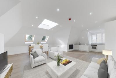 Similar Property: Flat in Brondesbury