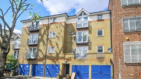 Croft Street Deptford SE8