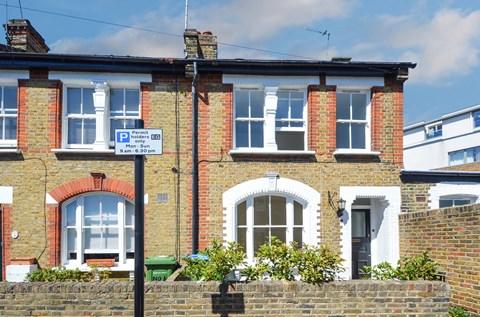 Enderby Street Greenwich SE10