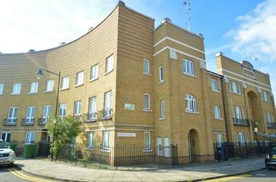 Maroon Street Limehouse E14