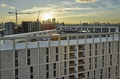 Argo Apartments Silvertown Way E16
