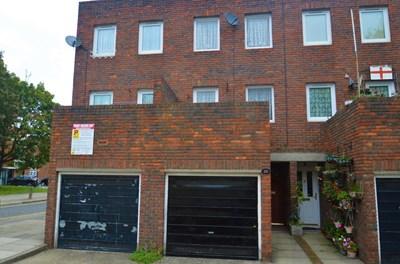 Saltwell Street Poplar E14