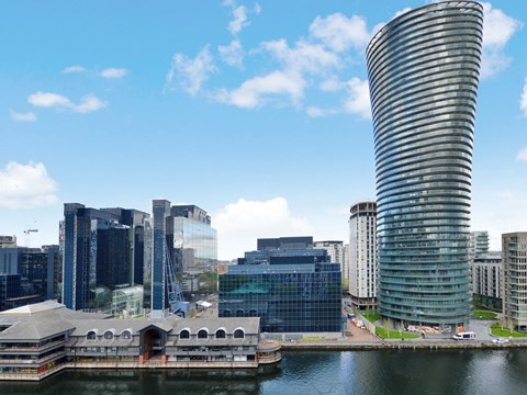 Property photo: Crossharbour Plaza, Canary Wharf, E14