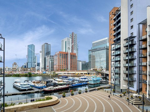 Property photo: Boardwalk Place, Canary Wharf, E14