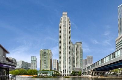 Pan Peninsula Square Canary Wharf E14