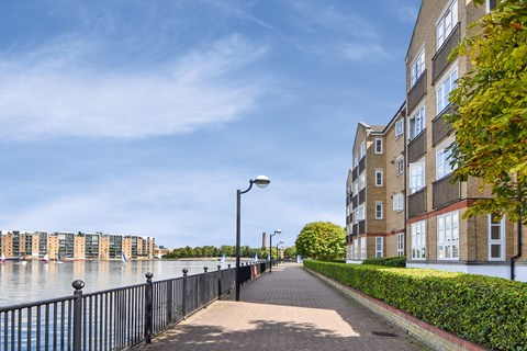 Property photo: Wheat Sheaf Close, Canary Wharf, E14
