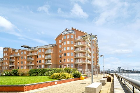 Property photo: Homer Drive, Canary Wharf, E14
