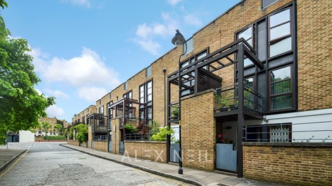 Ropemakers Fields Limehouse E14