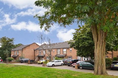 Rectory Square Stepney Green E1