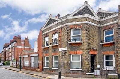 Raven Row Whitechapel E1