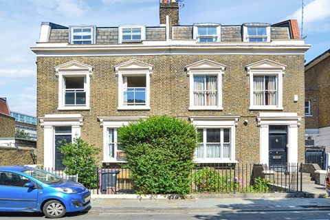 Property photo: Campbell Road, Mile End, E3