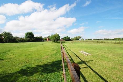 view of land paddocks