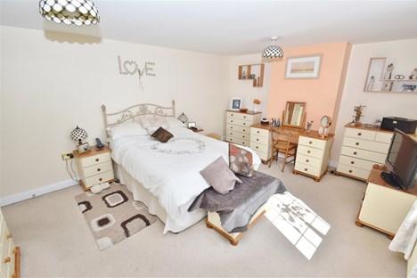 Bedroom One Alternate Angle