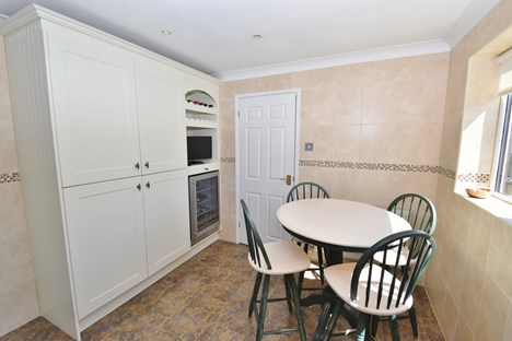 Dining End of Kitchen