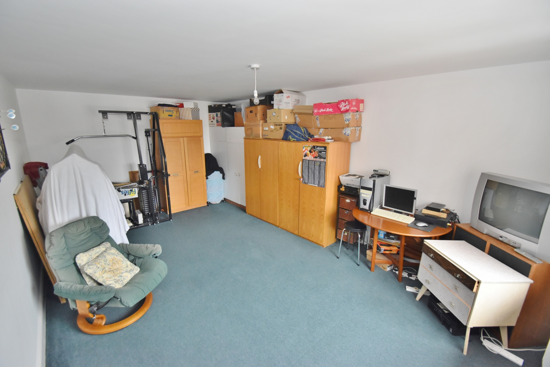 games room/bedroom fe