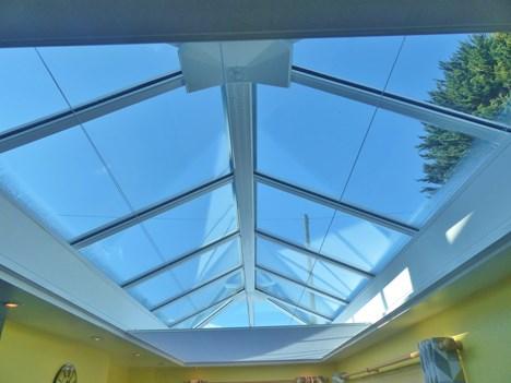 orangery ceiling