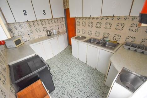 communal kitchen gror