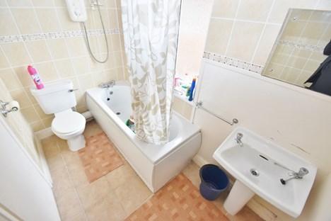 Bathroom (First)