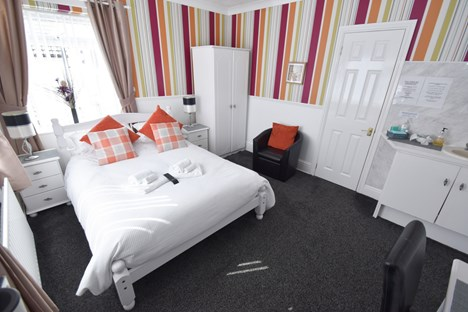 Guest Room Twelve