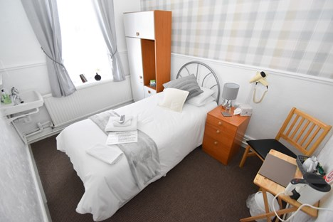 Guest Room Three