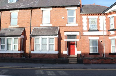 Bouverie Street Chester