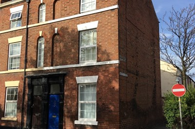 St Anne Street Chester