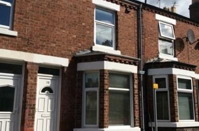 Henshall Street Chester