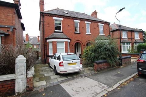 Victoria Road Chester