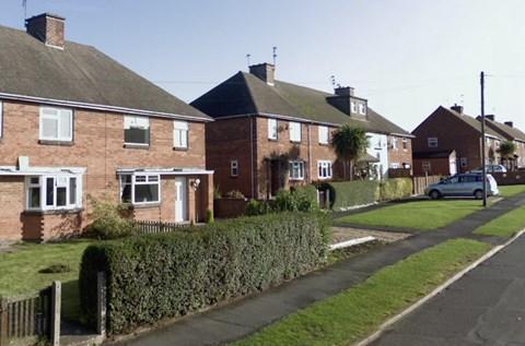 Bradgate Avenue Thurmaston Leicester LE4