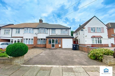 Thurnview Road Leicester LE5