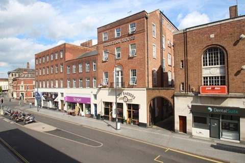 Rutland Street City Centre Leicester LE1