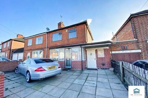 Crown Hills Avenue Leicester LE5