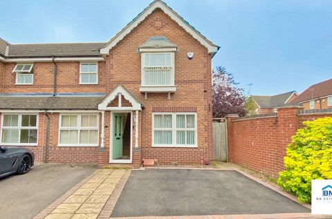 Hornbeam Close Oadby Leicester LE2