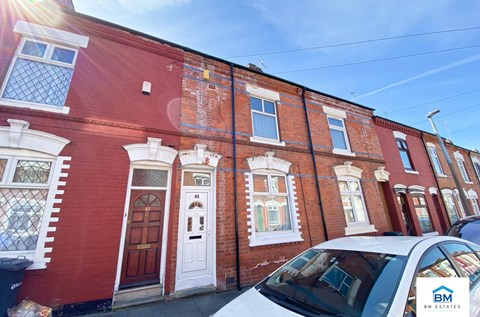 Diseworth Street Leicester LE2