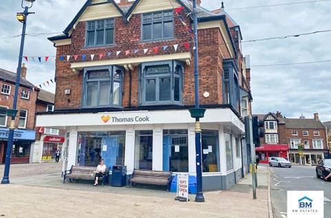 Market Place Melton Mowbray Leicester LE13