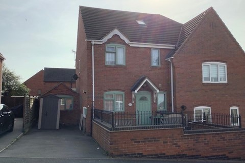 Property photo: Newhall, Swadlincote, DE11