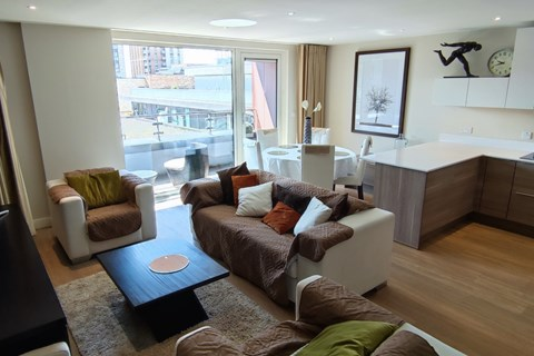 Property photo: Surrey Quays, London, SE16