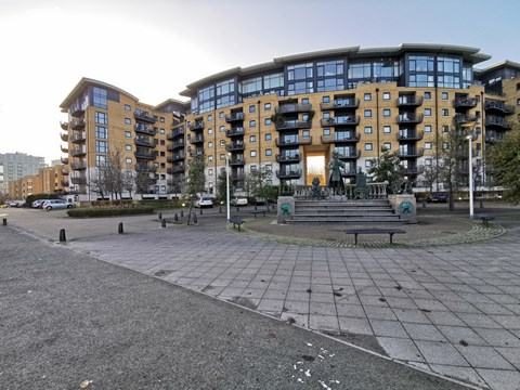 Property photo: Millennium Quay, London, SE8