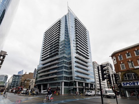 Property photo: Aldgate East, London, E1
