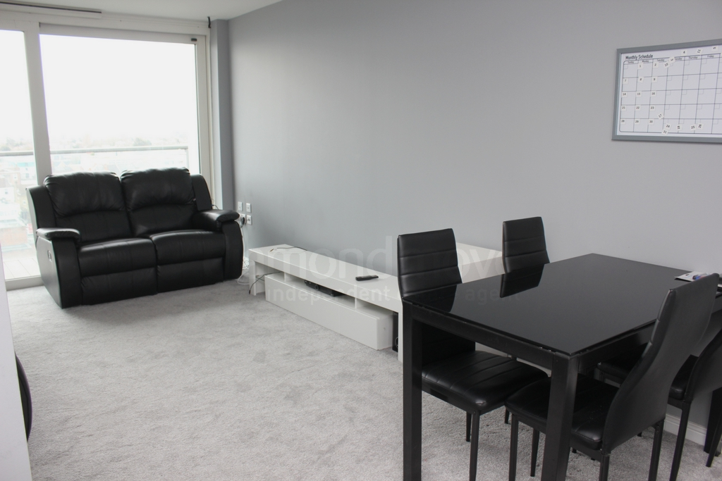Lounge/ Dining Area