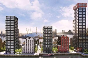 Similar Property: Apartment in Canary Wharf