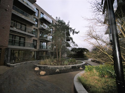 Property photo: Woodberry Down, London, N4