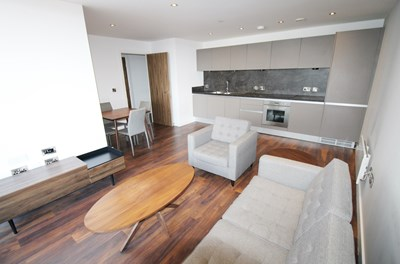 Property photo: Salford, Manchester, M3