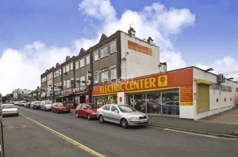 New Broadway Hillingdon Uxbridge UB10