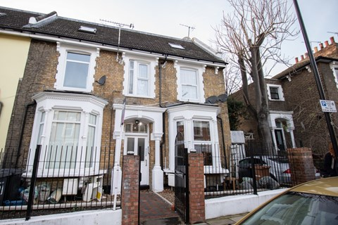 Property photo: Hackney, London, E8