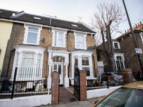 Hackney London E8