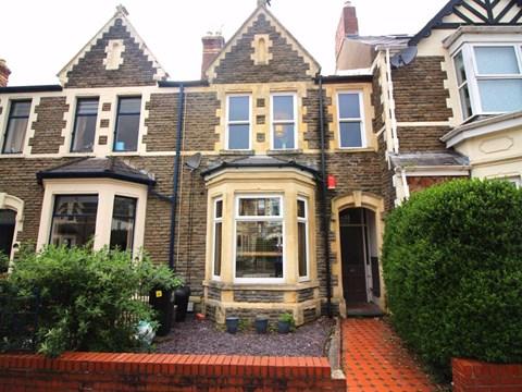 Property photo: Fields Park Road, Pontcanna, Cardiff CF11 9JP