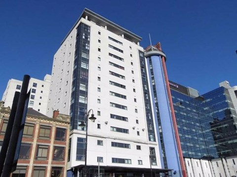 Property photo: Landmark Place, Churchill Way, Cardiff CF10 2HT