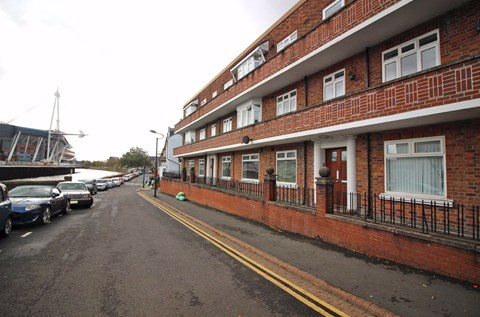 Parkview Court, Coldstream Terrace, Cardiff CF11 6LY